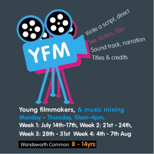 Young Film Makers @ Wandsworth Common | London | United Kingdom