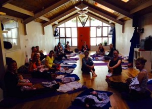Mum and Baby Yoga @ Battersea Yoga | London | United Kingdom