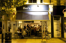 Ben's Canteen Earlsfield