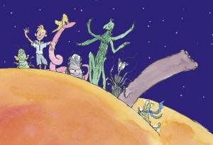 James and the Giant Peach @ Polka Theatre | London | United Kingdom