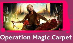 Operation Magic Carpet @ The Polka Theatre  | London | United Kingdom