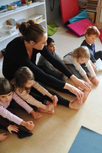 Mini Yoga - Yoga for pre-schoolers, It's a Kid's Thing @ It's a Kid's Thing | London | United Kingdom