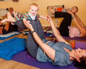 Baby Yoga Class @ 2 Kite Yard | London | United Kingdom